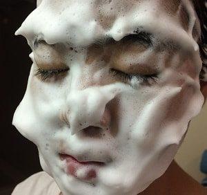スキンライフ薬用洗顔フォーム3